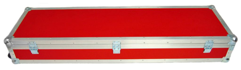 přepravní obaly transport-case na piano, klávesy