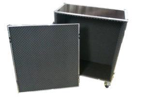 Profesionální přepravní obal na kytarový box, kombo transport-case