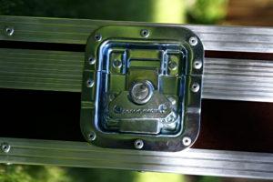 přepravní obal transport-case na kytarové efekty